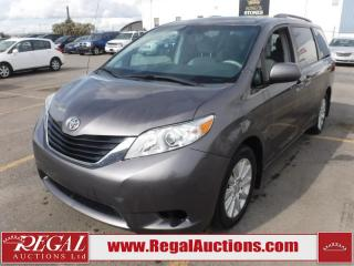 Used 2011 Toyota Sienna LE 4D Wagon 7 Pass AWD 3.5L for sale in Calgary, AB