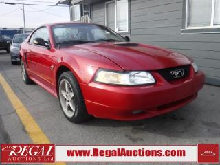 Used 1999 Ford Mustang GT 2D Coupe for sale in Calgary, AB