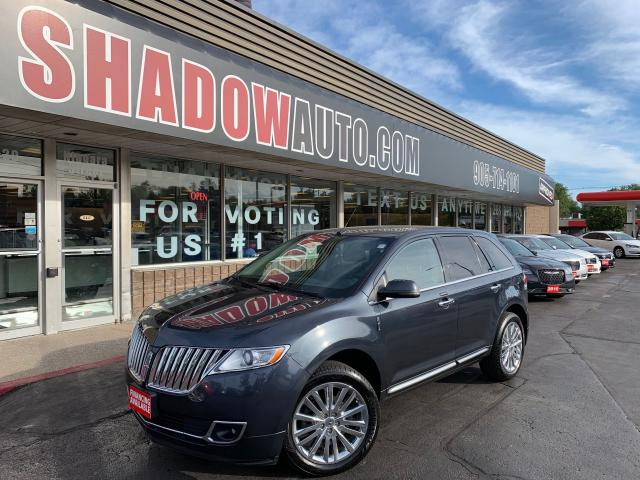 2013 Lincoln MKX 6CYL -FULLY LOADED -AWD -NAV -ETC!!