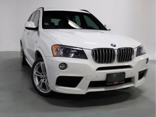 Used 2011 BMW X3 xDrive35i   M-SPORT    NAVI   CAM   PUSH START for sale in Vaughan, ON