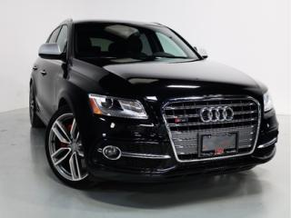 Used 2016 Audi SQ5 QUATTRO for sale in Vaughan, ON