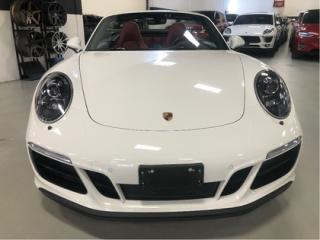Used 2018 Porsche 911 CARRERA GTS CABRIOLET   PDK   INCOMING for sale in Vaughan, ON