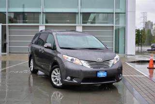 Used 2014 Toyota Sienna XLE AWD 7-pass V6 6A for sale in Burnaby, BC