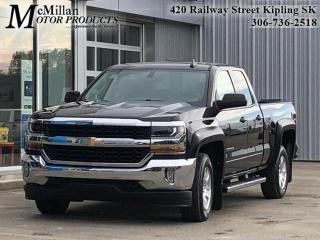 Used 2018 Chevrolet Silverado 1500 LT  - MyLink for sale in Kipling, SK