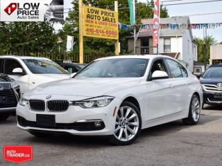 Used 2017 BMW 3 Series AWD*Navi*Leather*Sunroof*Camera*FullOpti* for sale in Toronto, ON