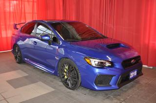 Used 2018 Subaru WRX STI WRX | STi sport | AWD | Sunroof | Manual Trans. for sale in Listowel, ON