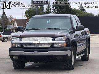 Used 2005 Chevrolet Silverado 1500 WT for sale in Kipling, SK