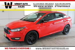 Used 2016 Ford Focus SE LOW MILEAGE BLUETOOTH 16,209 KMS for sale in Cambridge, ON