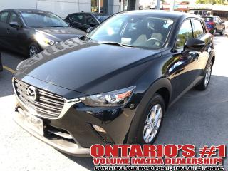 Used 2019 Mazda CX-3 GS,HEATED SEAT,BACKUP CAM !!! for sale in Toronto, ON
