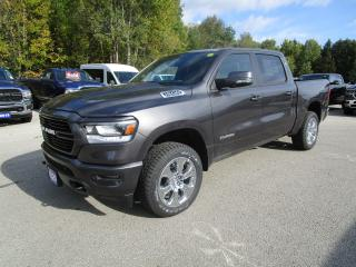 Used 2020 RAM 1500 Big Horn North Edition for sale in Owen Sound, ON