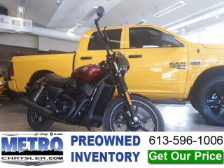 Used 2016 Harley-Davidson GX750 for sale in Ottawa, ON