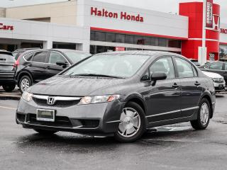 Used 2010 Honda Civic DX-G for sale in Burlington, ON