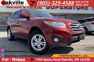 Used 2012 Hyundai Santa Fe GL 3.5 | HTD SEATS | BLUETOOTH | CRUISE | SUNROOF for sale in Oakville, ON