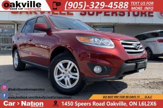 Used 2012 Hyundai Santa Fe GL 3.5 | HTD SEATS | BLUETOOTH | CRUISE for sale in Oakville, ON