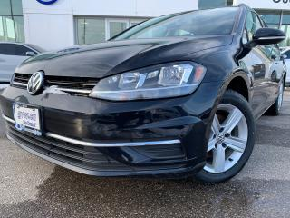 Used 2018 Volkswagen Golf Sportwagen Comfortline for sale in Guelph, ON