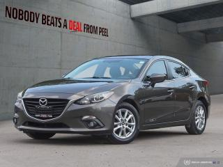Used 2014 Mazda MAZDA3 GS-SKY*New Tires*Reverse Cam*Push Button* for sale in Mississauga, ON
