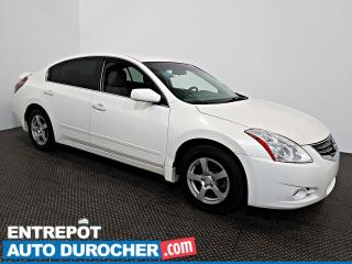 Used 2012 Nissan Altima 2.5 S Automatique - A/C - Groupe Électrique for sale in Laval, QC