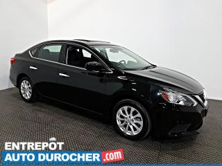 Used 2018 Nissan Sentra SV TOIT OUVRANT   A/C - Caméra de recul for sale in Laval, QC