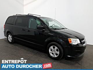 Used 2012 Dodge Grand Caravan STOW 'N' GO  Automatique - A/C - Groupe Électrique for sale in Laval, QC