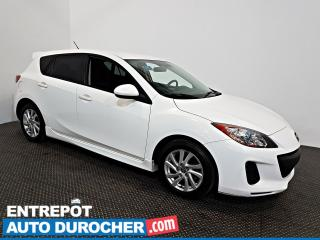Used 2013 Mazda MAZDA3 GS-SKY Automatique - A/C - Groupe Électrique for sale in Laval, QC