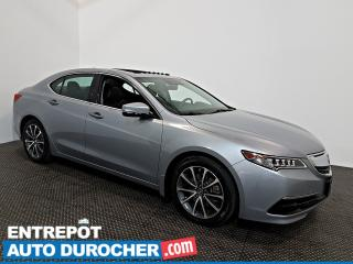 Used 2015 Acura TLX V6 Tech AWD NAVIGATION - Toit Ouvrant - A/C - Cuir for sale in Laval, QC