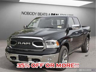 Used 2019 RAM 1500 Classic Laramie for sale in Mississauga, ON