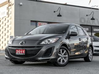 Used 2011 Mazda MAZDA3 4dr HB Sport GX for sale in Oakville, ON
