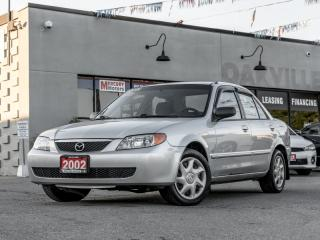 Used 2002 Mazda Protege 4dr Sdn for sale in Oakville, ON