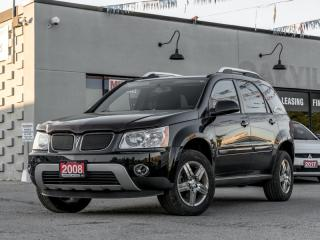 Used 2008 Pontiac Torrent FWD 4dr for sale in Oakville, ON
