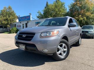 Used 2008 Hyundai Santa Fe FWD 4dr 3.3L Auto 5-Pass ACCIDENT FREE|HEATED SEATS for sale in Brampton, ON