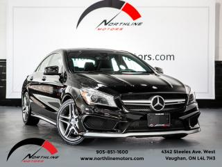 Used 2015 Mercedes-Benz CLA-Class CLA45 AMG 4MATIC|Navigation|Blindspot|Pano Roof|Camera|Prem for sale in Vaughan, ON