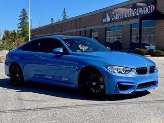 Used 2016 BMW M4 2DR CPE for sale in Barrie, ON