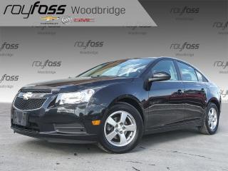 Used 2011 Chevrolet Cruze LT SUNROOF, AUTO for sale in Woodbridge, ON