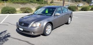 Used 2005 Nissan Altima 4dr Sdn I4 2.5 for sale in West Kelowna, BC