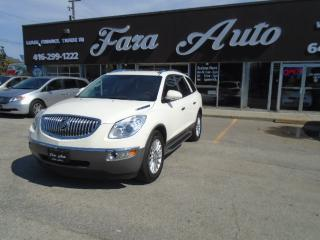 Used 2010 Buick Enclave AWD , CXL1, DVD for sale in Scarborough, ON
