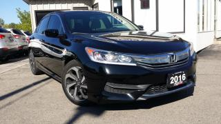 Used 2016 Honda Accord LX - BACK-UP CAM! HEATED SEATS! ACCIDENT FREE! for sale in Kitchener, ON