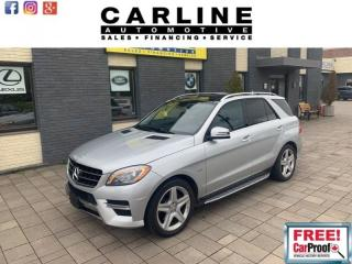 Used 2012 Mercedes-Benz ML-Class 4MATIC 4dr 3.0L BlueTEC for sale in Nobleton, ON