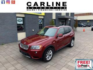 Used 2013 BMW X3 AWD 4dr 28i for sale in Nobleton, ON