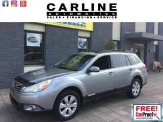 Used 2011 Subaru Outback 5dr Wgn CVT 2.5i Sport w/Limited Pkg for sale in Nobleton, ON