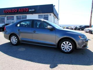 Used 2014 Volkswagen Jetta S AUTO NO ACCIDENT CERTIFIED 2YR WARRANTY for sale in Milton, ON