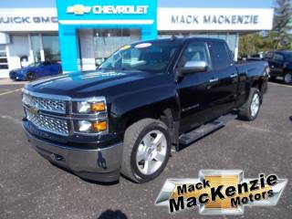 Used 2015 Chevrolet Silverado 1500 LS DOUBLE CAB 4X4 for sale in Renfrew, ON