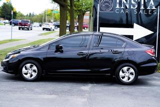 Used 2015 Honda Civic (SOLD) LX Sedan CVT for sale in Brampton, ON