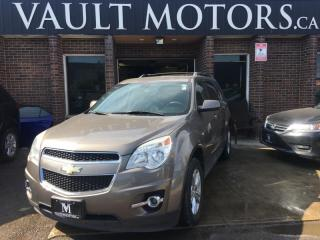 Used 2010 Chevrolet Equinox AWD NO ACCIDENTS LOTS OF SERVICE RECORDS for sale in Brampton, ON