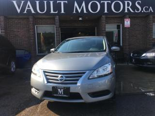 Used 2013 Nissan Sentra 4dr NO ACCIDENTS ONE OWNER VEHICLE for sale in Brampton, ON