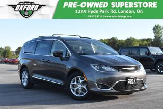 Used 2017 Chrysler Pacifica Touring-L Plus - 8 Seater, Back Up, Winter Tires for sale in London, ON