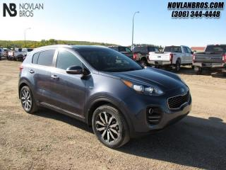 Used 2017 Kia Sportage EX Premium  - Sunroof -  Leather Seats for sale in Paradise Hill, SK