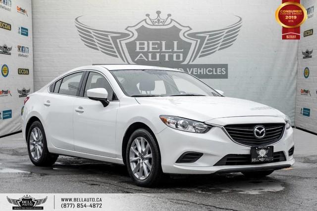 2017 Mazda MAZDA6 GX, BACK-UP CAM, HEATED SEATS, BLUETOOTH