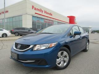 Used 2014 Honda Civic LX | ECO MODE | HEATED SEATS! for sale in Brampton, ON