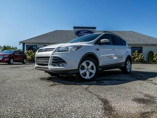 Used 2015 Ford Escape SE- NAVIGATION- 4X4- BACKUP CAM- BLUETOOTH- HEATED SEATS for sale in Essex, ON