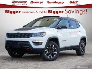 Used 2020 Jeep Compass Trailhawk for sale in Etobicoke, ON